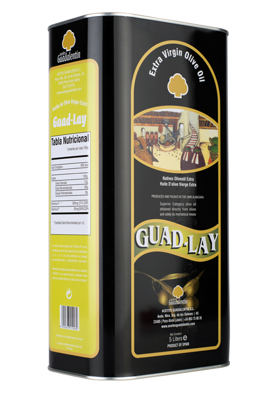 AOVE Guadlay Lata 5L